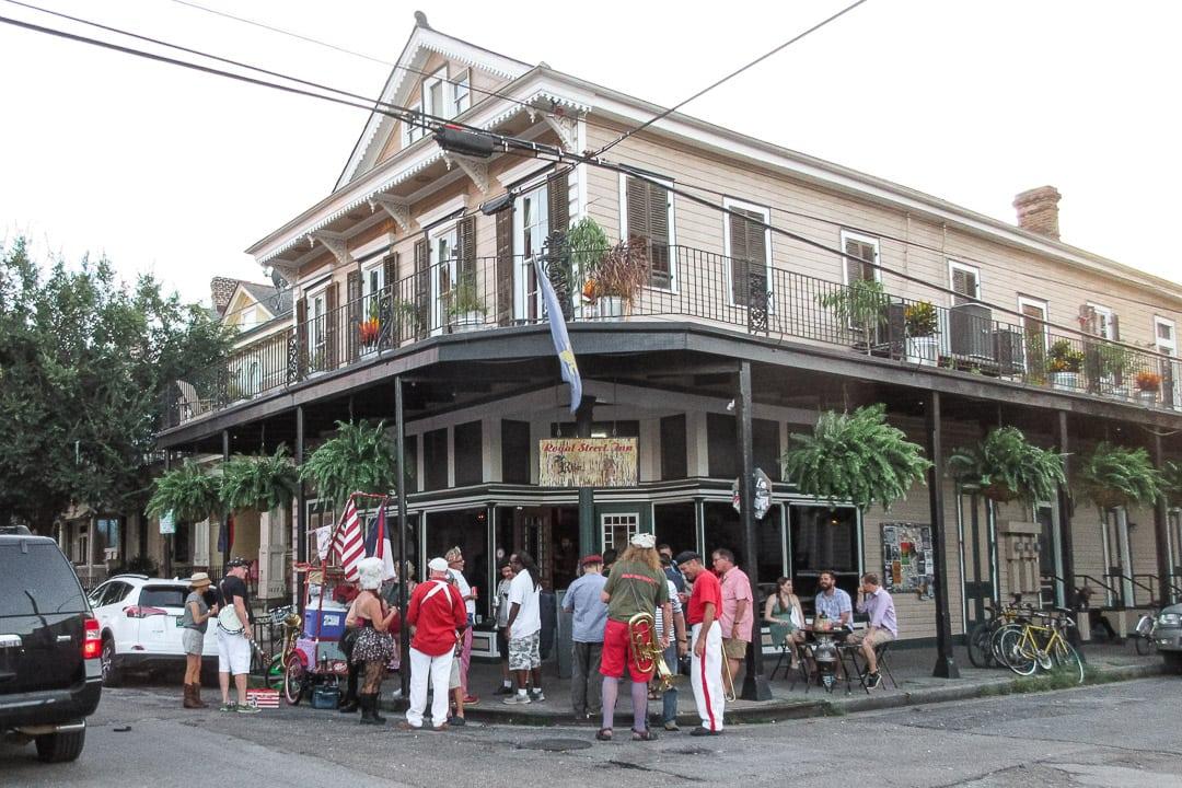 R Bar and Royal St Inn New Orleans, LA