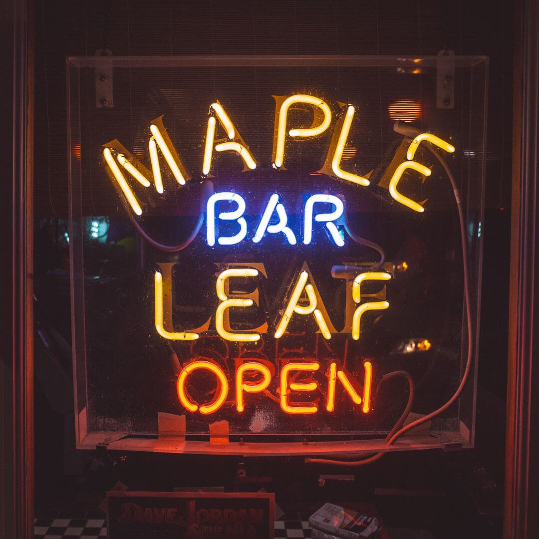 Maple Leaf Bar in Uptown Best Bars in NOLA