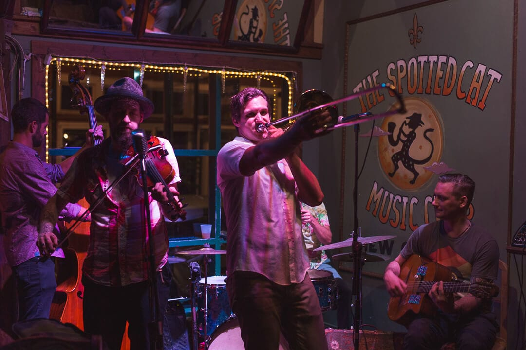 Spotted Cat Music Club New Orleans, LA