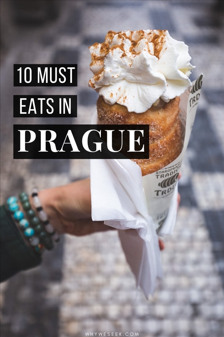 Ten Must Eats in Prague, Czech Republic // Why We Seek