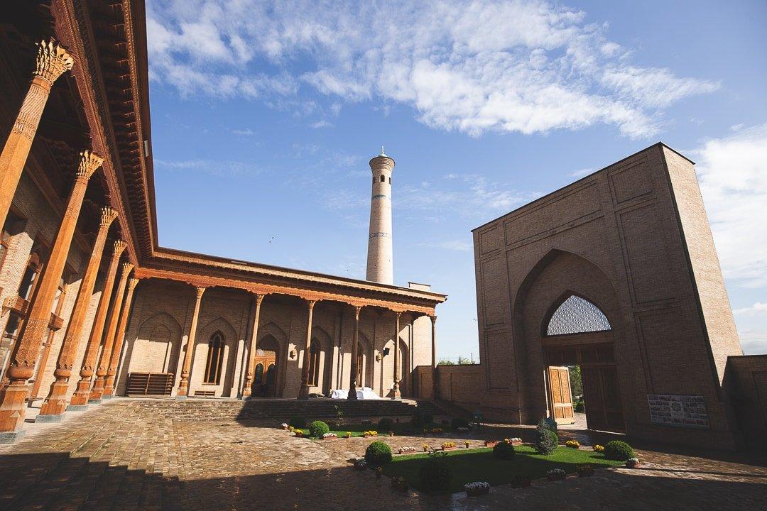 Hazrat Imam Complex in Tashkent