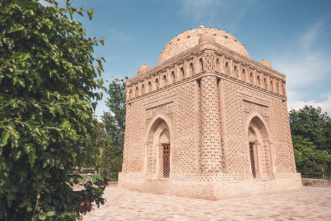 Ismail Samanid Mausoleum in Bukhara