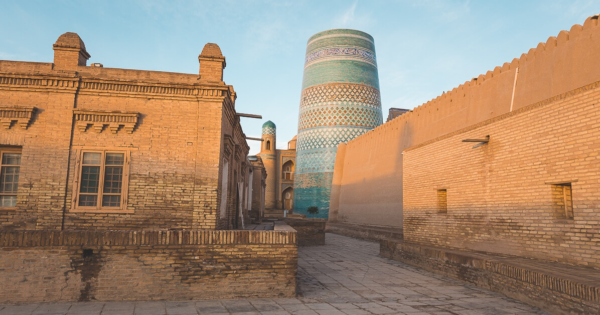 Guide To Khiva The Crown Jewel Of The Silk Road Why We Seek