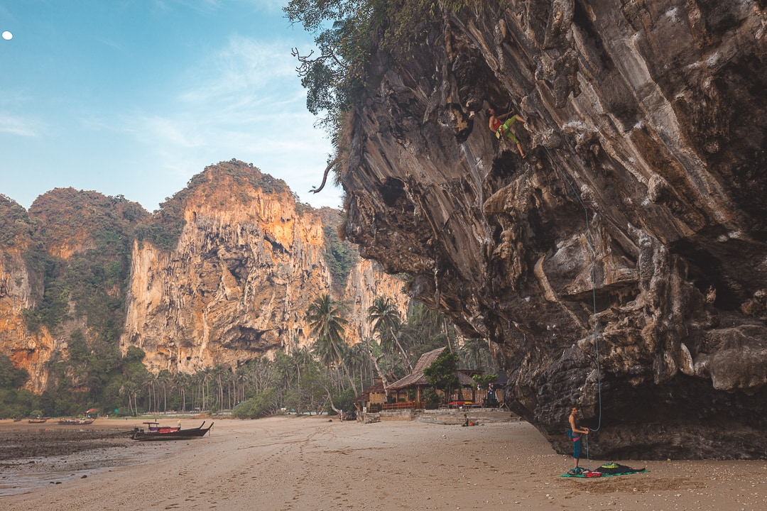 Fun and active things to do in Krabi