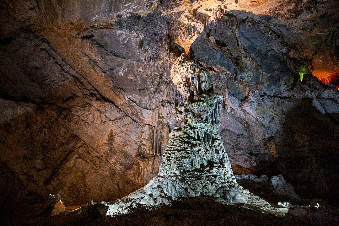 las grutas de cacahuamilpa guerrero mexico caves