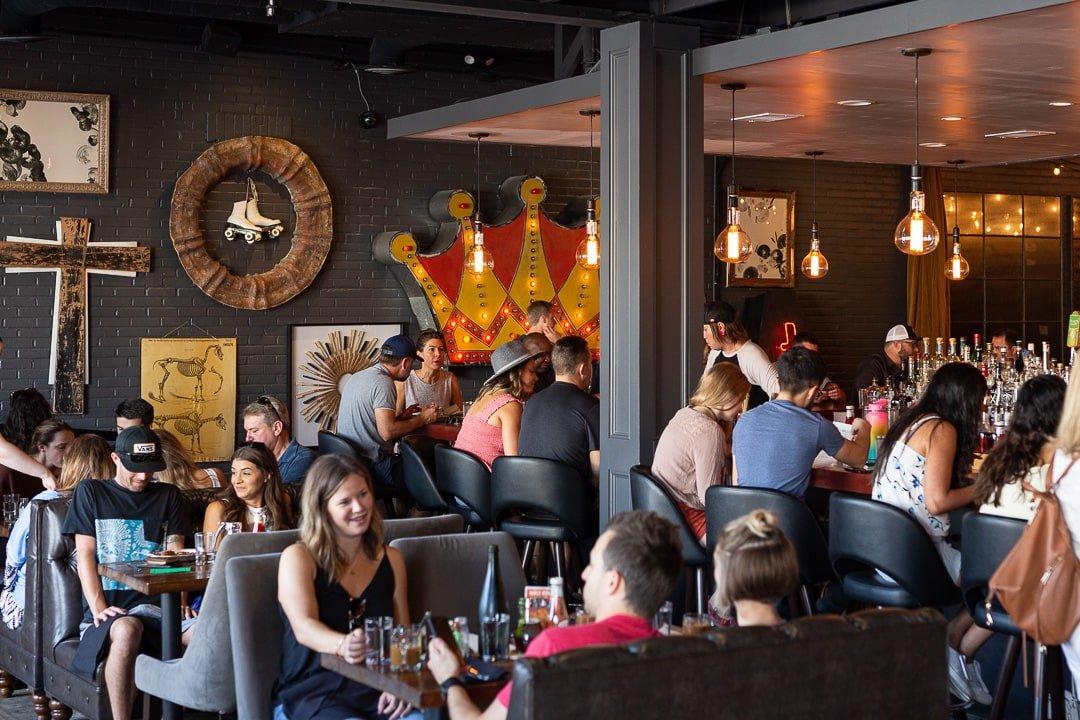 Holy roller Austin restaurants