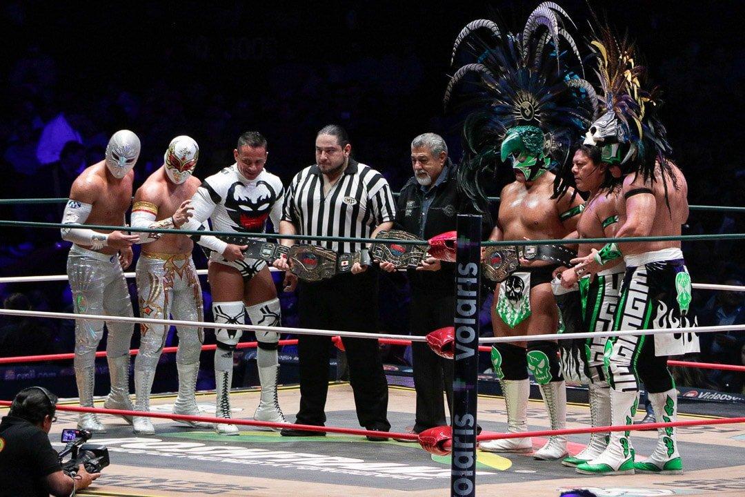 Lucha Libre Arena Mexico
