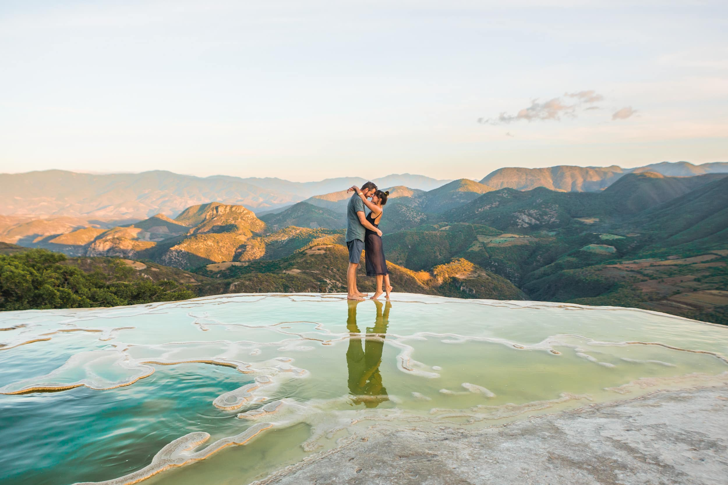 Why We Seek at Hierve el Agua in Oaxaca